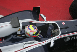 Pastor Maldonado, Williams FW33