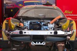 #062 Risi Competizione Ferrari F458 Italia