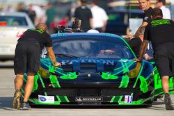 #001 Extreme Speed Motorsports Ferrari F458 Italia