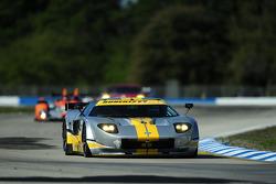 #004 Robertson Racing Doran Ford GT: David Murry, Anthony Lazzaro, Colin Braun
