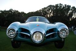 Abarth Fiat B.A.T.1 1952 : Chris & Angie Drake