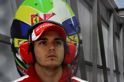 Jules Bianchi,test driver, Scuderia Ferrari