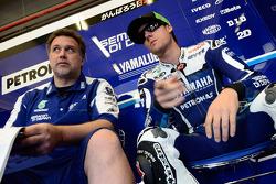 Ben Spies, Yamaha Factory Racing, et Tom Houseworth