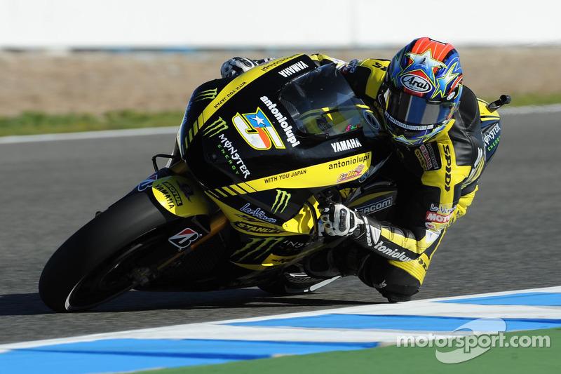 2011 - Colin Edwards (MotoGP)