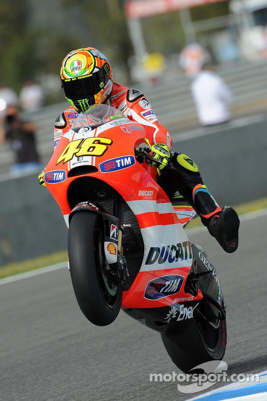 Grand Prix von Spanien 2011 in Jerez