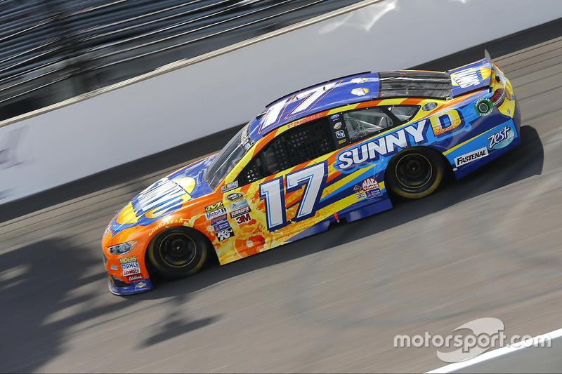 12. Ricky Stenhouse Jr., Roush Fenway Racing, Ford