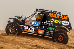 Tom Coronel, Maxxis Dakar Team