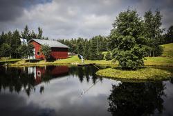 Atmosphäre in Finnland