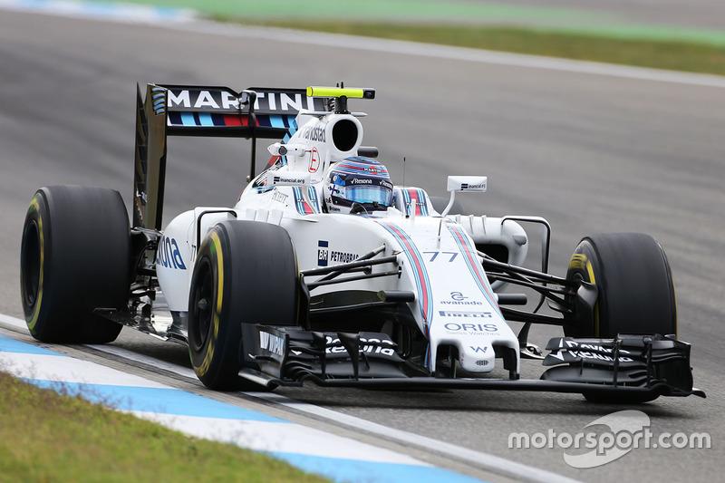 7: Valtteri Bottas, Williams FW38
