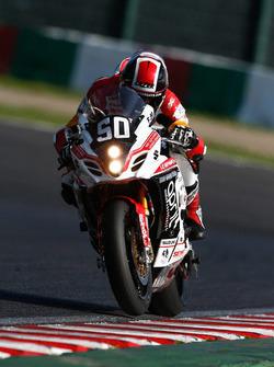 #50 Team April Moto Motors Events, Suzuki: Gregg Black, Gregory Fastre, Alex Cudlin