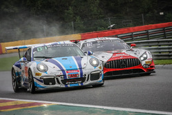 #911 RMS, Porsche 991 GT3 CUP: Fabrice Notari, Jean Marc Bachelier, Yannick Mallegol