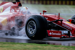 Ferrari Fiorano Pirelli testing