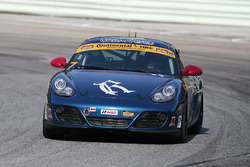 #7 Rebel Rock Racing Porsche Cayman: Elliott Skeer, Sam Adams