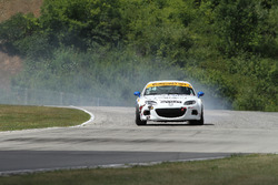 #34 Alara Racing, Mazda MX-5: Christian Szymczak, Drake Kemper