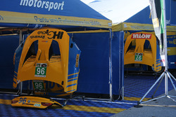 Turner Motorsport team area