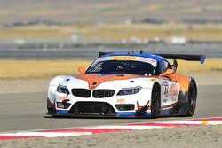 #46 Mills Racing, BMW Z4: Michael Mills, Kuno Wittmer