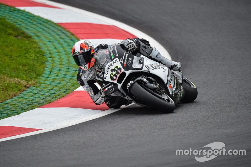 17. Yonny Hernandez, Aspar MotoGP Team
