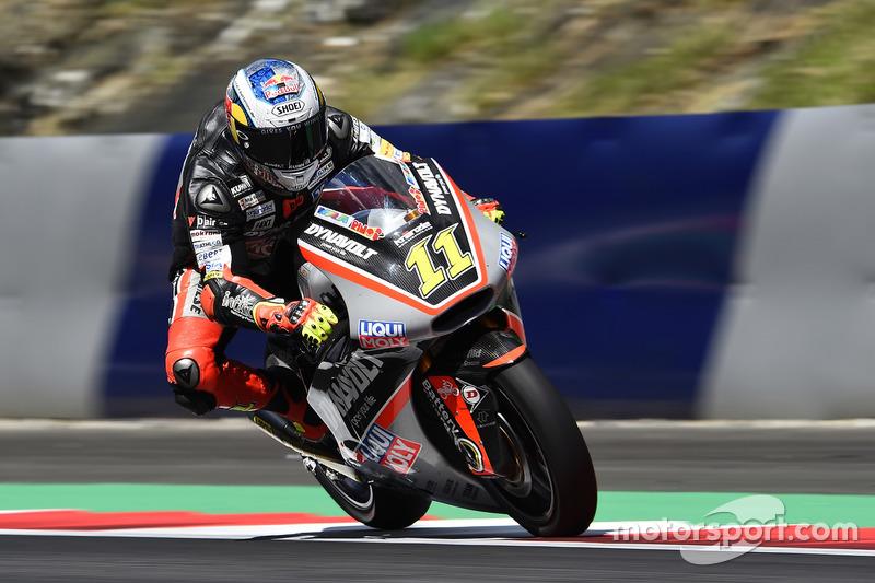 Sandro Cortese – Moto2 – Platz 11