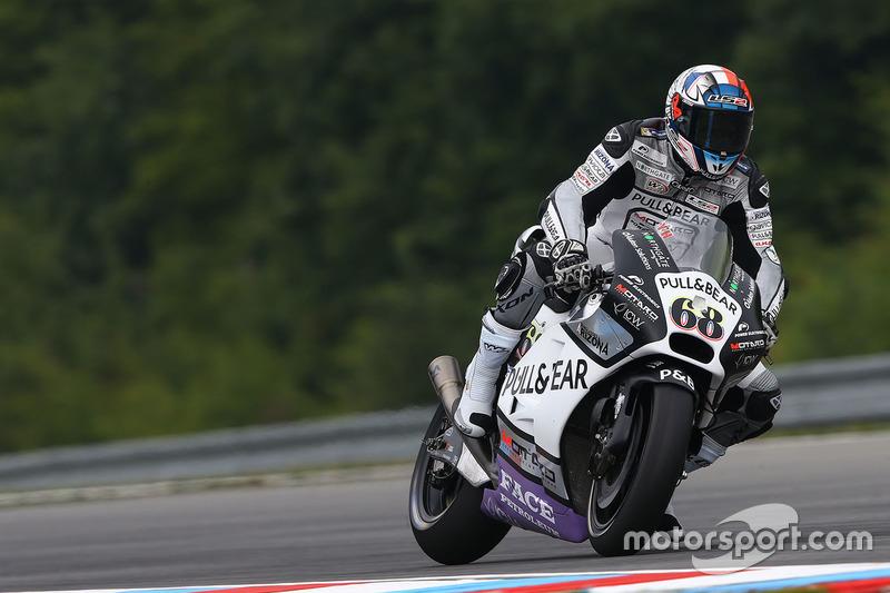18. Yonny Hernandez, Aspar MotoGP Team