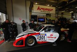 Eberhard Baunach, Wolfgang Kaufmann, Porsche 997 K3