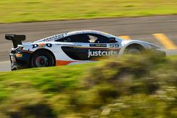 #59 McLaren Melbourne McLaren 650S GT3: Grant Denyer, Nathan Morcom