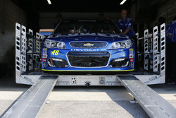 Technische Inspektion: Jimmie Johnson, Hendrick Motorsports, Chevrolet