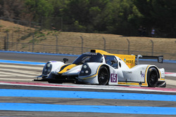 #15 RLR Msport, Ligier JSP3 - Nissan: Marten Dons, Anthony Wells, Ross Warburton