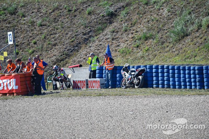 #50, Team April Moto Motors Events, Suzuki: Gregg Black, Gregory Fastre, Alex Cudlin