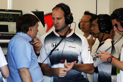 Jost Capito, Director Ejecutivo de McLaren