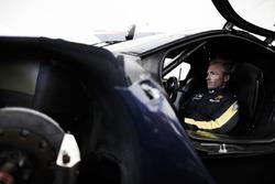 #19 Equipe Verschuur Renault RS01: Mike Verschuur