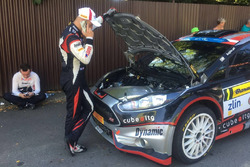 Каєтан Каєтанович (LOTOS Rally Team, Ford Fiesta R5)