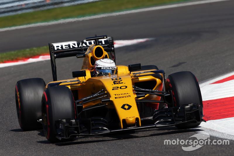 12º Kevin Magnussen, Renault Sport F1 Team RS16