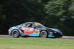 #83 Next Level European Porsche Cayman: Greg Liefooghe, Ari Balogh
