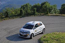 Riccardo Canzian, Matteo Nobili Renault Twingo R Trofeo R1 #211