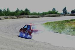 Валерий Шевельов - гонка 1