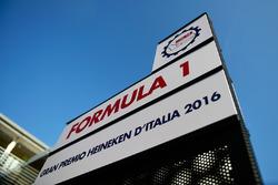 Atmosfera di Monza