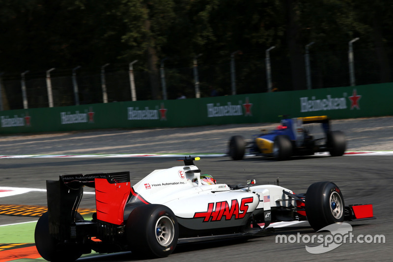 10: Esteban Gutierrez, Haas F1 Team