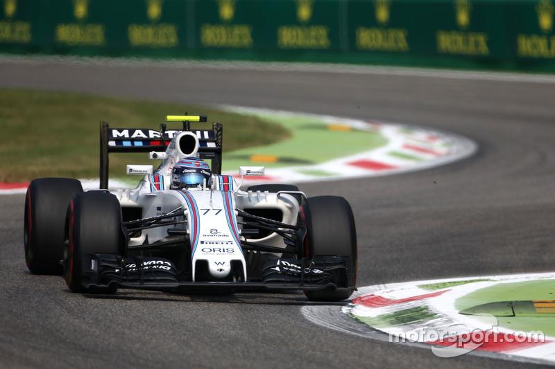 5. Valtteri Bottas, Williams FW38