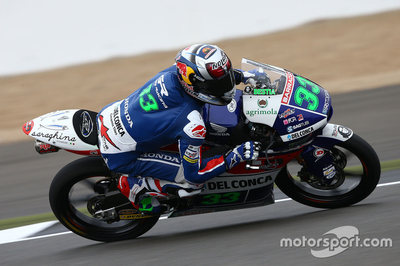 Enea Bastianini, Gresini Racing