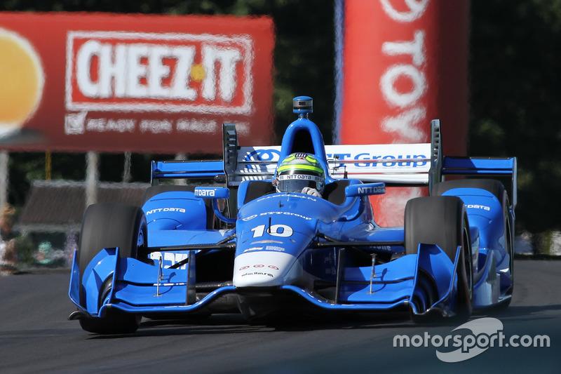 Тоні Канаан, №10, Chip Ganassi Racing Honda