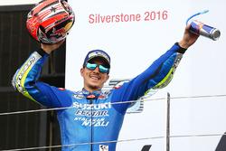 Podium: Sieger Maverick Viñales, Team Suzuki MotoGP