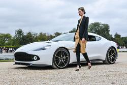 Aston Martin Vanquish Zagato Coupé
