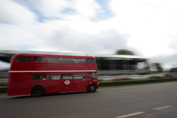 Doppeldecker-Bus aus London