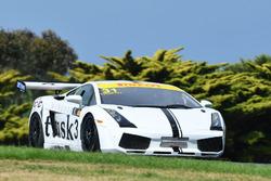 #31 Tusk Windsor Lamborghini Gallardo: Francis Placentino