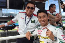 Pole: Kazuki Nakajima, Team Tom's