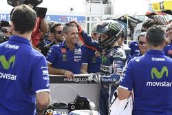 Poleman Jorge Lorenzo, Yamaha Factory Racing
