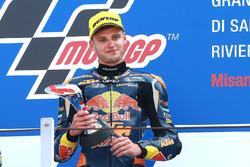 Racewinnaar Brad Binder, Red Bull KTM Ajo