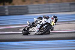 #67, Starteam PAM Racing, Suzuki: Jonathan Hardt, Sebastien Gerard, Mathieu Charpin