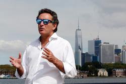 Alejandro Agag, CEO de Fórmula E