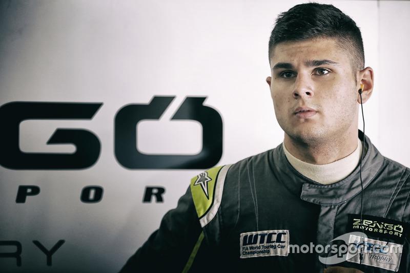 WTCC. Самый молодой: Даниэль Надь, Zengo Motorsport (19 лет)